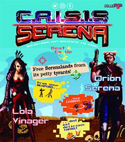 Cartel Crisis Serena Indie [MAD] Valencia